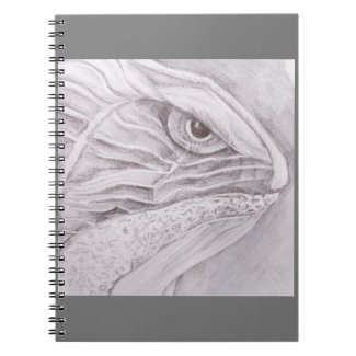 Lizard Reptile Pencil Drawing Art Notebook