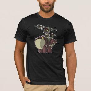 Lizard Rider Shirt