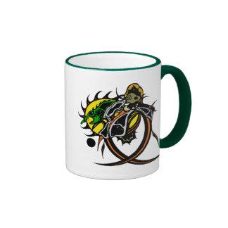 Lizard Ringer Coffee Mug