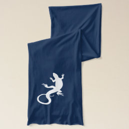 Lizard Scarf Reptile Scarves Wildlife Art Gifts