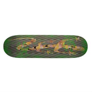 Lizard Custom Skate Board