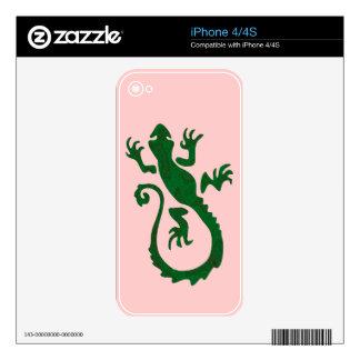 Lizard Skin For iPhone 4
