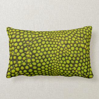Lizard Skin Print Pillow