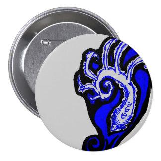 Lizard Splash Badge Buttons