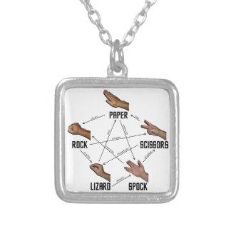 Lizard-Spock Jewelry