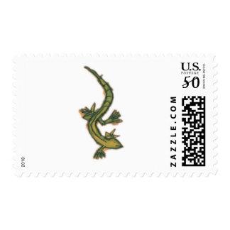 lizard stamps