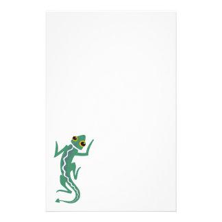 Lizard Stationary Stationery
