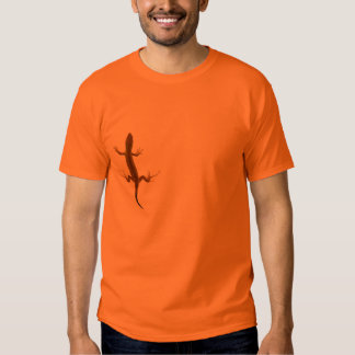 lizard, t shirt
