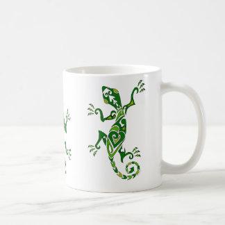 Lizard Tattoo Classic White Coffee Mug