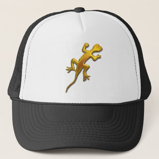 Lizard Trucker Hat