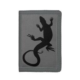 Lizard Wallet Reptile Art Wallets Lizard Gifts