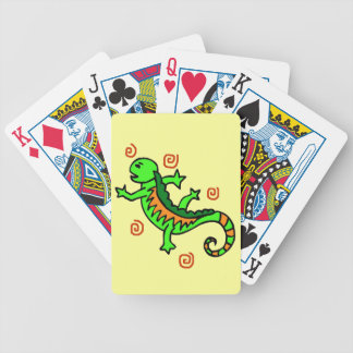 Lizard Wear Playing Cards