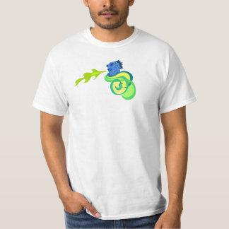 Lizard Wraith Tshirts