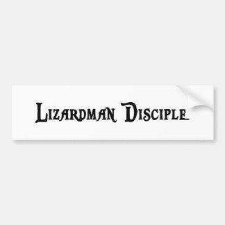 Lizardman Disciple Sticker