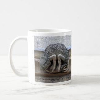 Lizards gargoyle mug