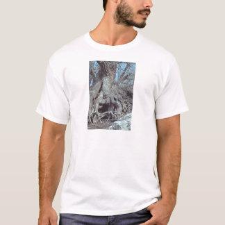 lizzard tree mens tee shirt