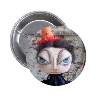 Lizzie Birthday Button