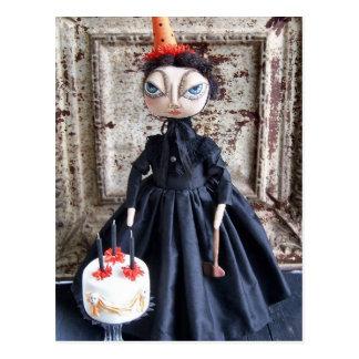Lizzie Birthday Party Postcard