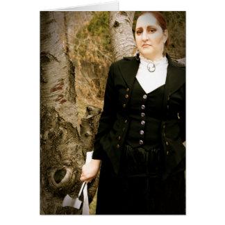 Lizzie Borden Birthday Card