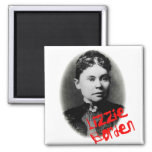 Lizzie Borden Imán Cuadrado