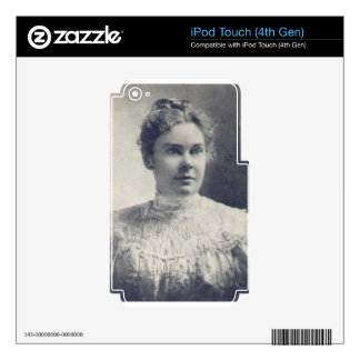 lizzie borden iPod touch 4G decal