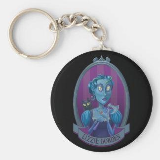 Lizzie Borden Keychain