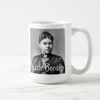 Lizzie Borden Coffee Mug