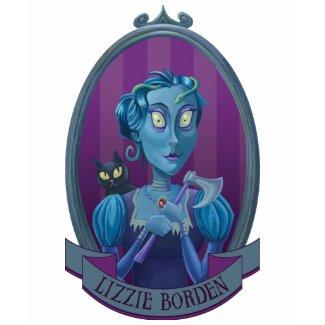 Lizzie Borden Tee Shirt shirt