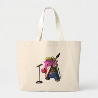 Lizzy Globizzy Canvas Bags