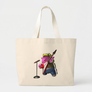 Lizzy Globizzy Large Tote Bag