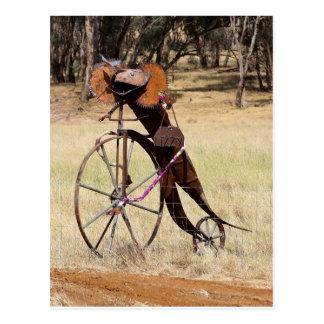 Lizzy Postcard