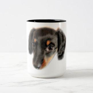 Lizzy Two-Tone Coffee Mug