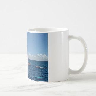 lj de la navegación taza