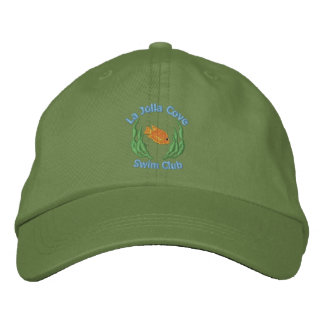 LJCSC Embroidered Hat with Classic Logo