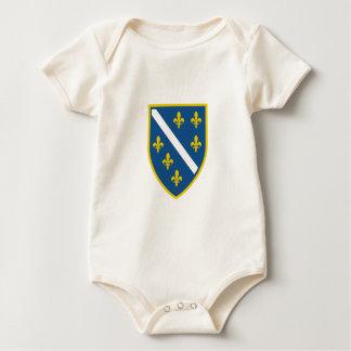 Ljiljani Baby Bodysuit