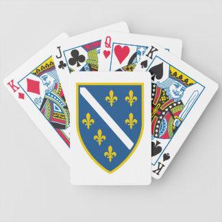 Ljiljani Bicycle Playing Cards