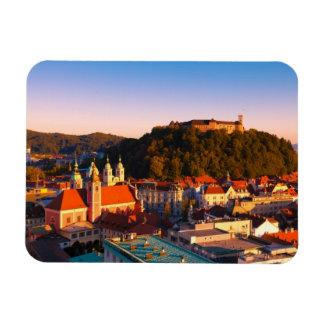 Ljubljana 002A Magnet