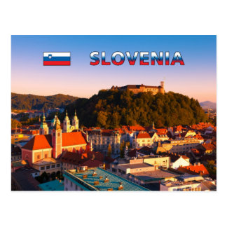 Ljubljana 002C Postal