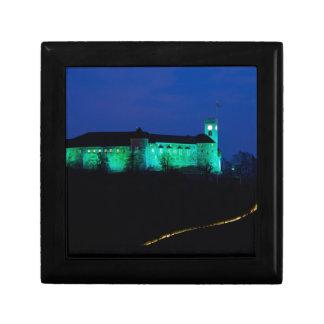Ljubljana Castle Jewelry Box