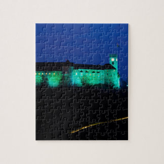 Ljubljana Castle Jigsaw Puzzle