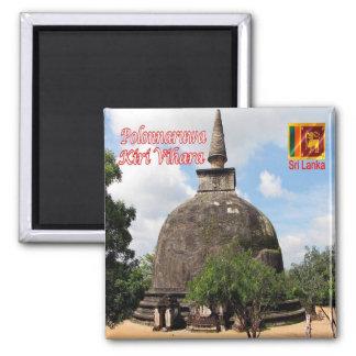 LK - Sri Lanka - Polonnaruwa - Kiri Vihara Imán Cuadrado