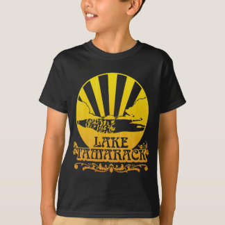 Lk. Tamarack Kids- retro design T-Shirt