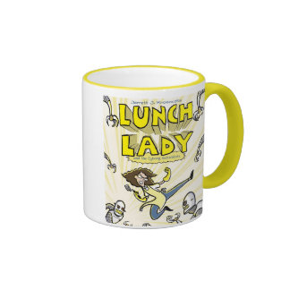 LL and the Cyborg Substitute Coffee Mug