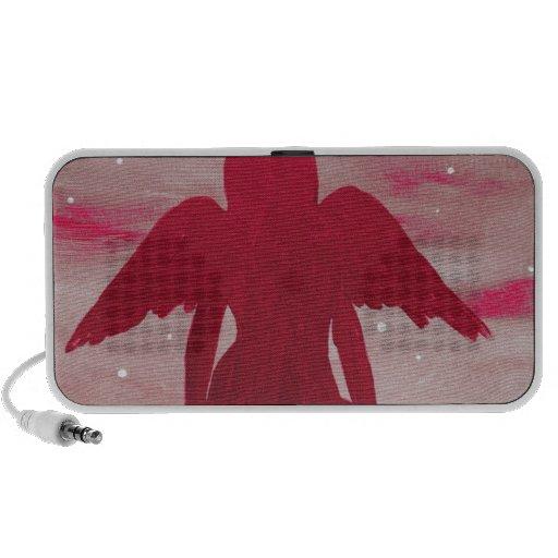 Ll ideal del guerrero iPod altavoces