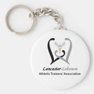 LL-Logo-new Basic Round Button Keychain