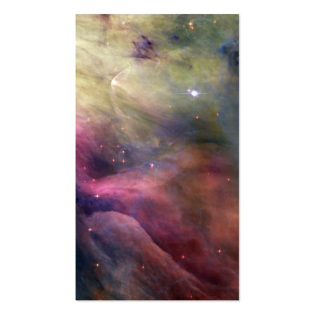 NASA's Ori and the Orion Nebula Astronomy Business Cards
