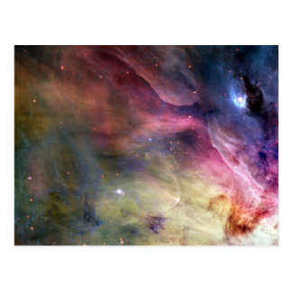 LL Ori and the Orion Nebula Post Card