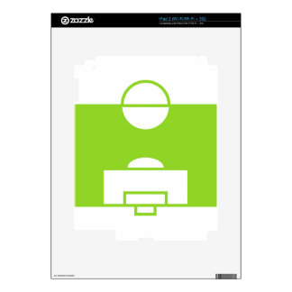 LL_SOCCER SKIN FOR iPad 2