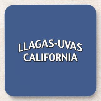 Llagas-Uvas California Coasters