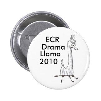 Llama 2010 del drama del ECR Pin